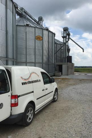 ELBE - Tjänster - Installation och service